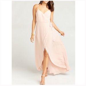 Show Me Your MuMu Mariah Warp Dress